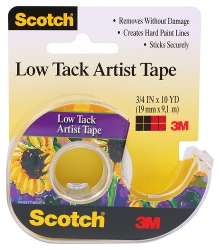 "Drafting Tape (3/4"" x 10 yd dispenser)"