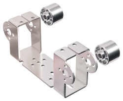TETRIX<sup>&reg;</sup> MAX Quarter-Scale Servo Frame Mounting Bracket