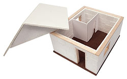 Straw-Bale House Kit