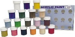 Acrylic Paint (18-pack)