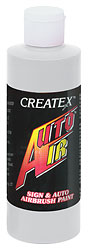 Auto Air Acrylic Paint (Pearl Silver)
