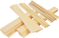 Balsa Wood Strips