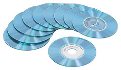 Mini CD Wheels