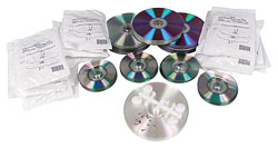 CD Wheels & Inserts Class Pack (for 30 students)