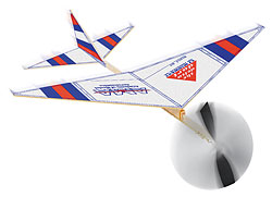 Delta Dart Model Airplane 35-Pack