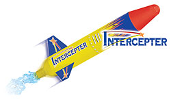 23040 Intercepter Blaster Water Rocket 0