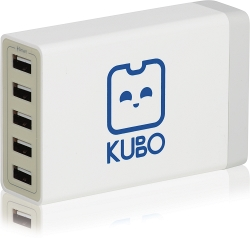 KUBO 5-Port Multi-Charger