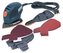 Mouse Sander/Polisher