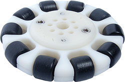 TETRIX<sup>&reg;</sup> MAX Omni Wheel Packs