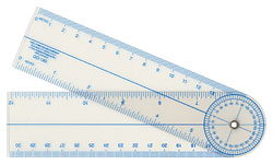 Goniometer Quick Angle Protractor