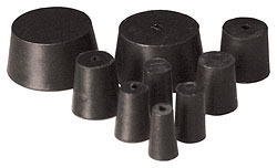 59377 Assorted Rubber Stoppers 0