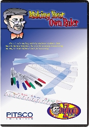 Dr. Zoon Making Your Own Ruler (DVD)