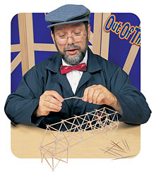 Dr. Zoon Toothpick Bridges (DVD)