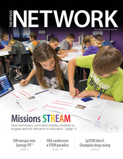 cover of the Network newsletter
