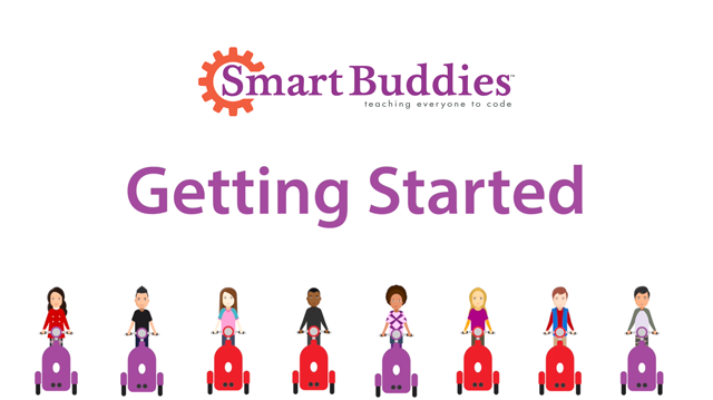 Getting Started – Smart Buddies
