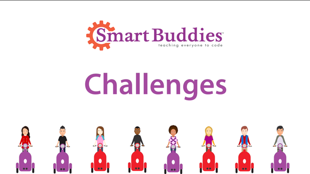 Challenges – Smart Buddies
