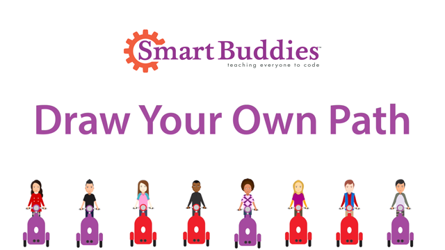 Draw Your Own Path – Smart Buddies