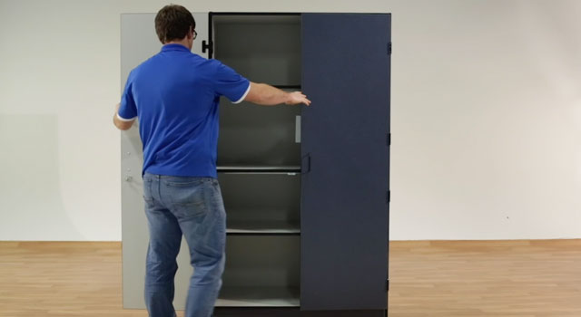 Building the Tall Cabinet