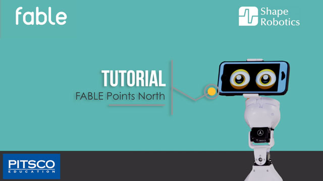 FABLE Tutorial: FABLE Points North