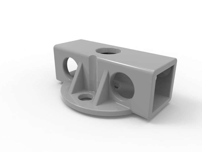 TETRIX® Hard Point Connector 3D Animation