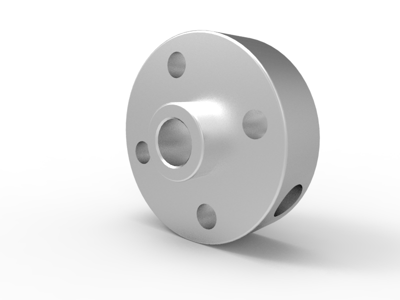 TETRIX MAX Axle Hub 3-D Animation