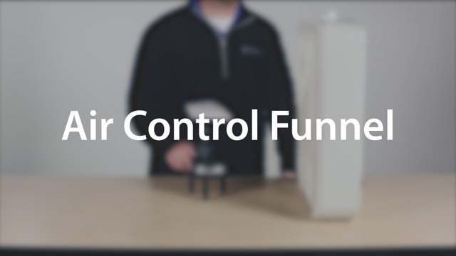 Air Control Funnel