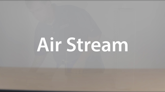 Laminar Flow Made Easy with Air Stream