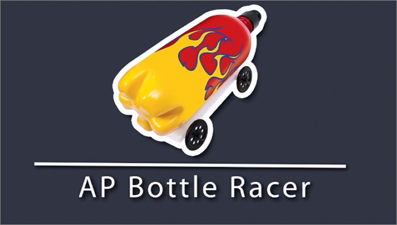 TAG members talk about AP Bottle Racer