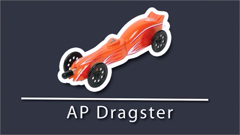 TAG members talk about AP Dragster