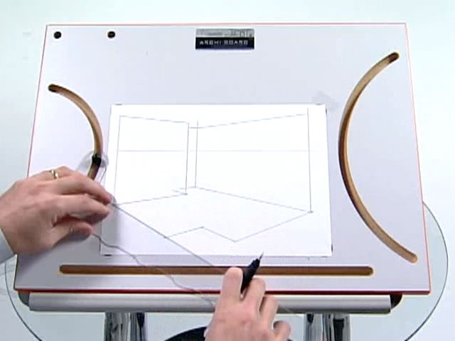 Archi-Board – a 3-D Drawing Board with a Difference