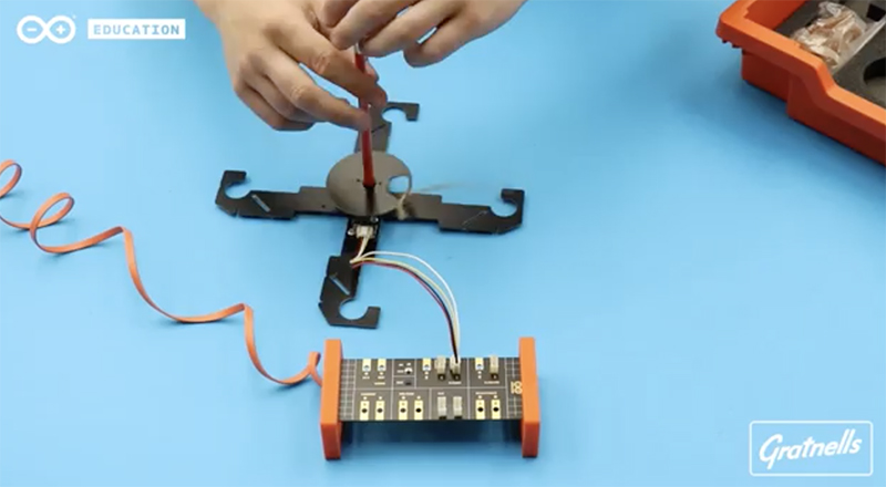 Arduino Science Kit Physics Lab: Gravitron