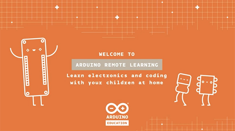 Arduino Education Remote Learning