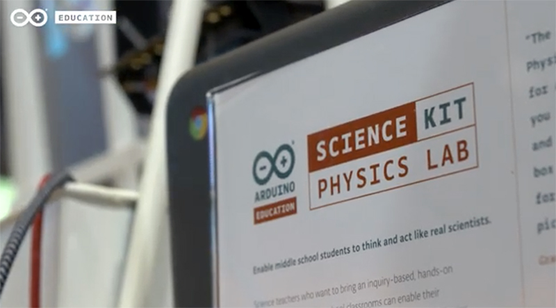 Arduino Science Kit Physics Lab Overview