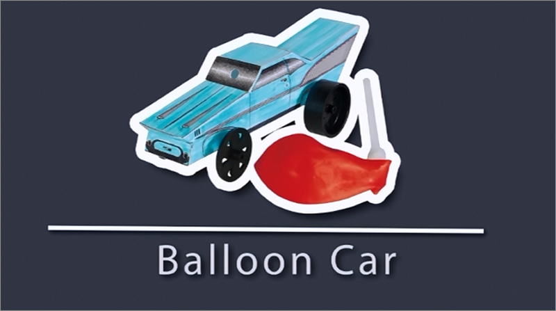 Educator Review: Balloon Car