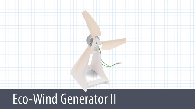 Build the Eco-Wind Generator II