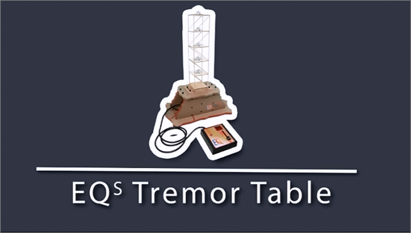 TAG members talk about EQs Tremor Table