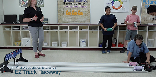 Learn More about the EZ Track Raceway