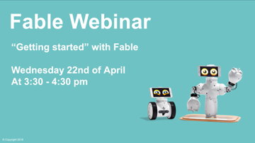 Webinar Get Started with Fable