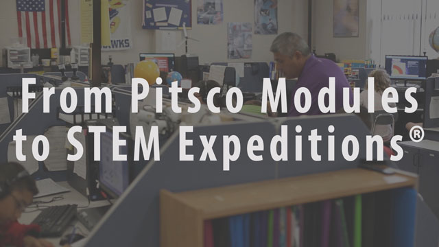 From Modules to STEM Expeditions, an Educator's Experience