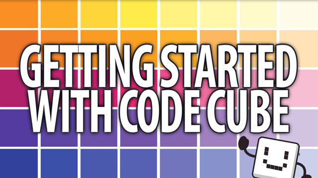 Getting Started with Code Cube