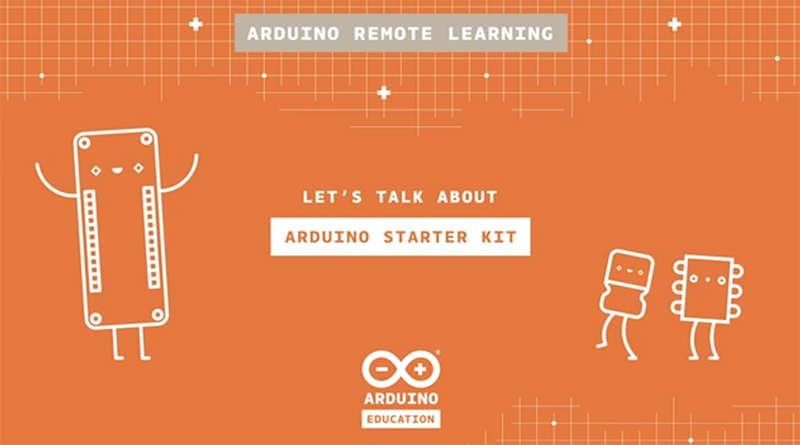 Introducing the Arduino Starter Kit