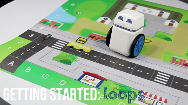 KUBO – Getting Started: Loops