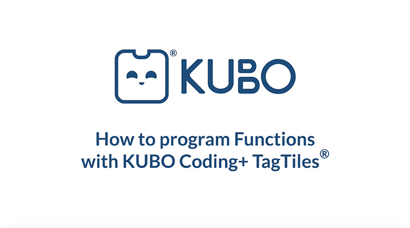 KUBO Coding+: Advanced Functions