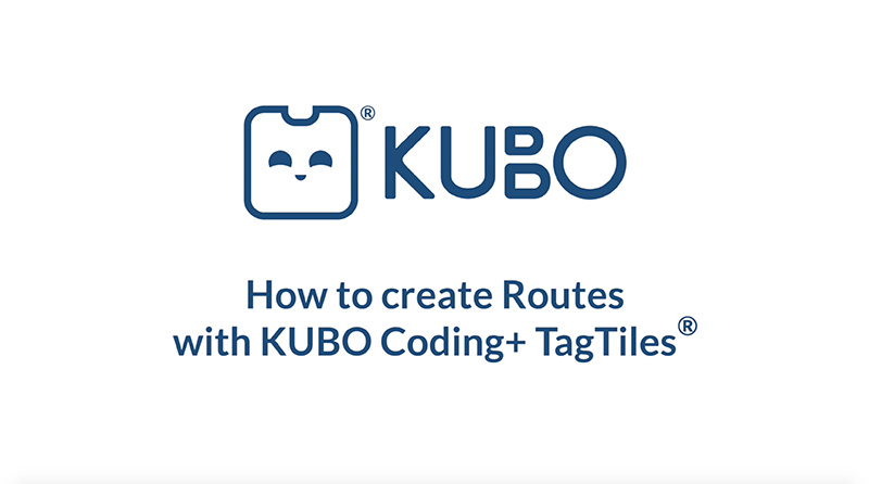 KUBO Coding+: Advanced Routes