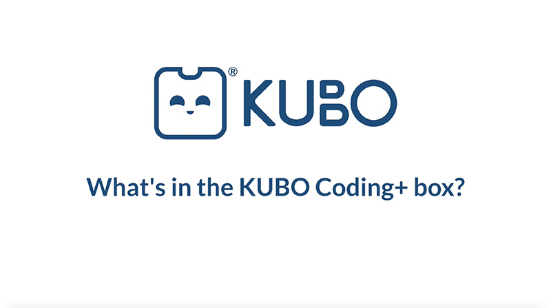 KUBO Coding+: What's in the Box