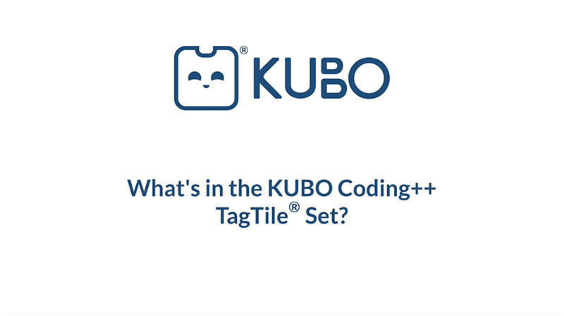 KUBO Coding++: What's in the Box