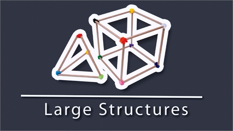 Educator Review: Large Structures