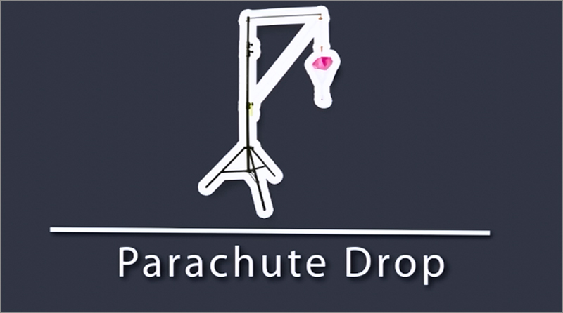 Educator Review: Parachute Drop