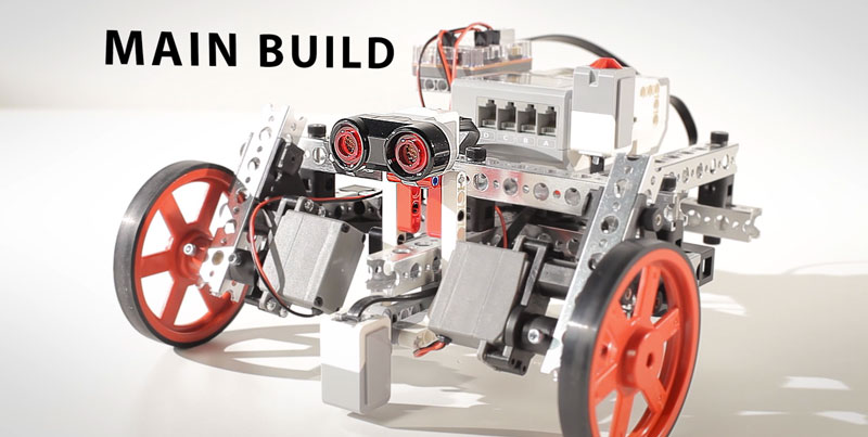 Main Build | PRIME with EV3