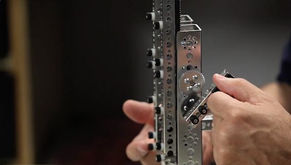 RoboBench: Applying the Rack & Pinion Linear Slide